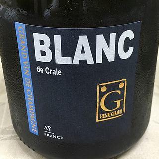 Henri Giraud Blanc de Craie