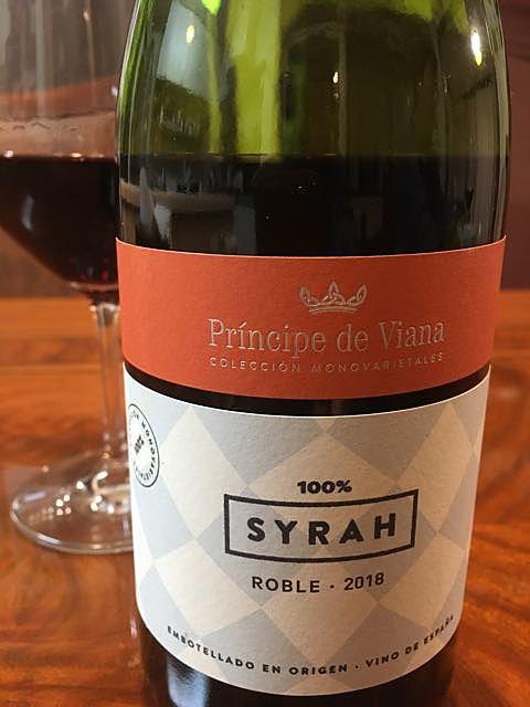 Principe de Viana Syrah(プリンシペ・デ・ビアナ シラー)