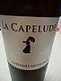 La Capelude Cabernet Sauvignon(2015)