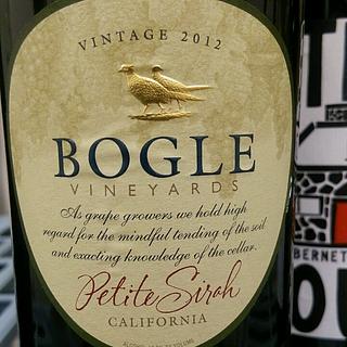 Bogle Vineyards Petite Sirah