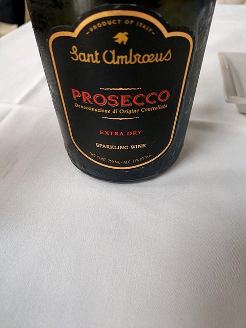 Sant Ambroeus Prosecco Extra Dry