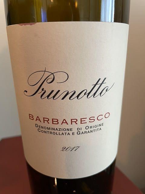 Prunotto Barbaresco(プルノット バルバレスコ)
