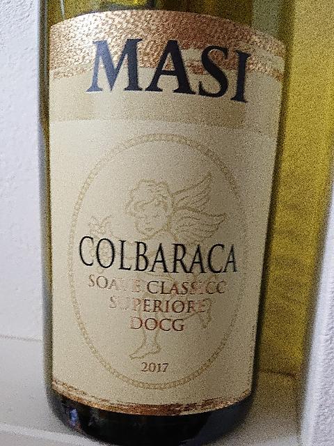 Masi Colbaraca Soave Classico Superiore(マァジ コルバラカ ソアーヴェ クラッシコ スペリオーレ)