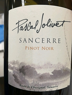 Pascal Jolivet Sancerre Pinot Noir