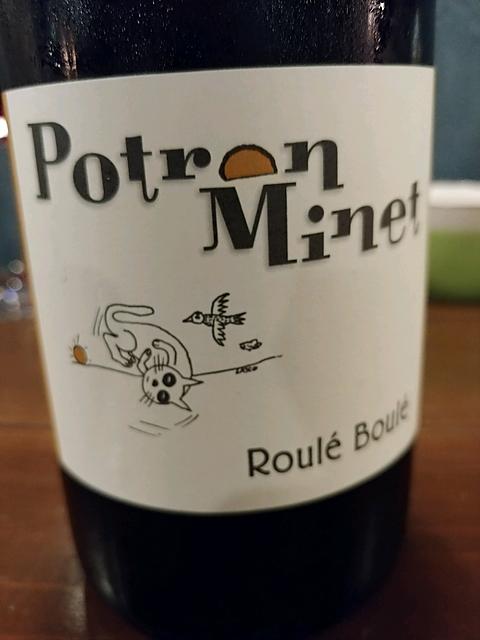 Potron Minet Roulé Boulé