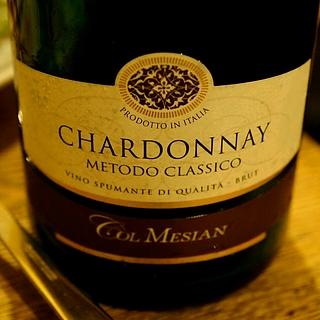 Col Mesian Chardonnay Brut