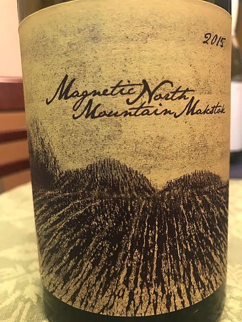 Alheit Vineyards Magnetic North Mountain Makstok
