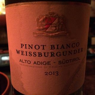 Kettmeir Pinot Bianco (Weissburgunder)
