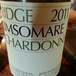 Ridge Jimsomare Chardonnay 2011