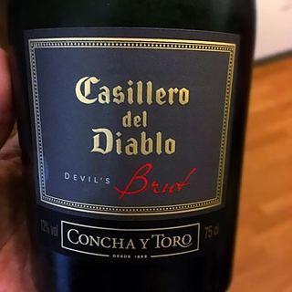 Casillero del Diablo Devil's Brut(カッシェロ・デル・ディアブロ デヴィルズ・ブリュット)