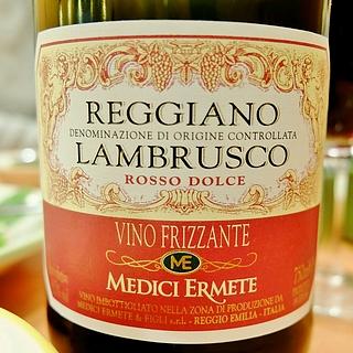 Medici Ermete Reggiano Lambrusco Rosso Dolce
