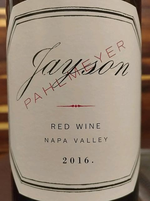 Pahlmeyer Jayson Red