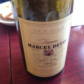 Marcel Deiss Pinot Gris Beblenheim