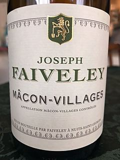 Joseph Faiveley Mâcon Villages