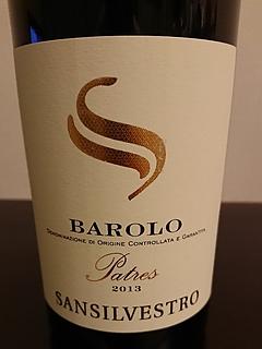 San Silvestro Barolo Patres(サンシルヴェストロ バローロ・パトレス)