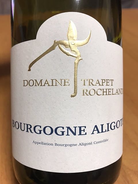 Dom. François Trapet Bourgogne Aligoté