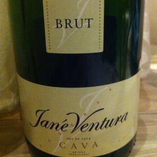 Jané Ventura Cava Brut(ジャネ・ヴェントゥラ カヴァ ブリュット)