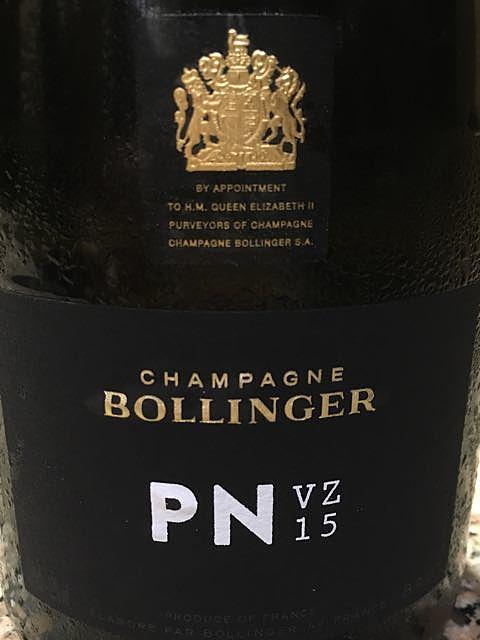 Bollinger PN VZ 15(ボランジェ)