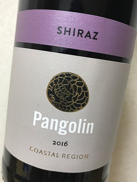 Pangolin Shiraz