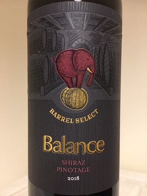 Balance Barrel Select Shiraz Pinotage