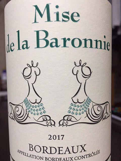 Mise de La Baronnie Blanc(ミズ・ド・ラ・バロニー ブラン)
