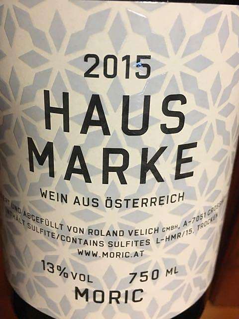Moric Hausmarke Red(モリック ハウスマルケ レッド)