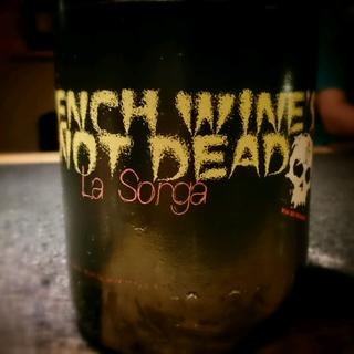 La Sorga French Wine's Not Dead Blanc