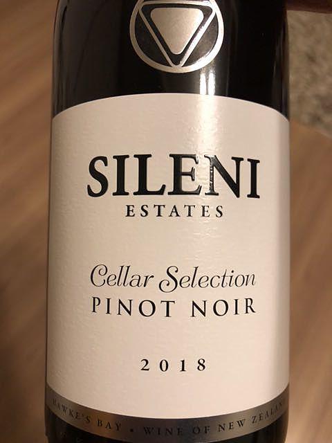 Sileni Cellar Selection Pinot Noir(シレーニ セラー・セレクション ピノ・ノワール)