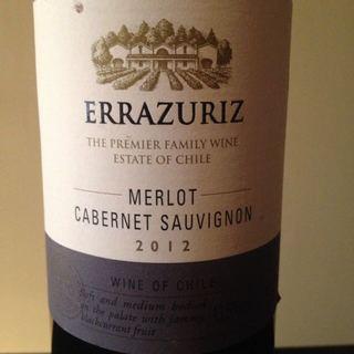 Errazuriz Merlot Cabernet Sauvignon