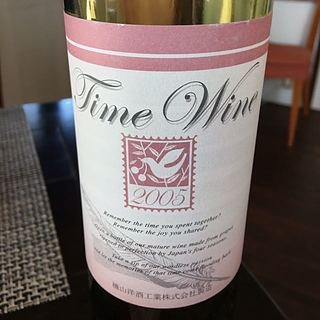 Time Wine 赤