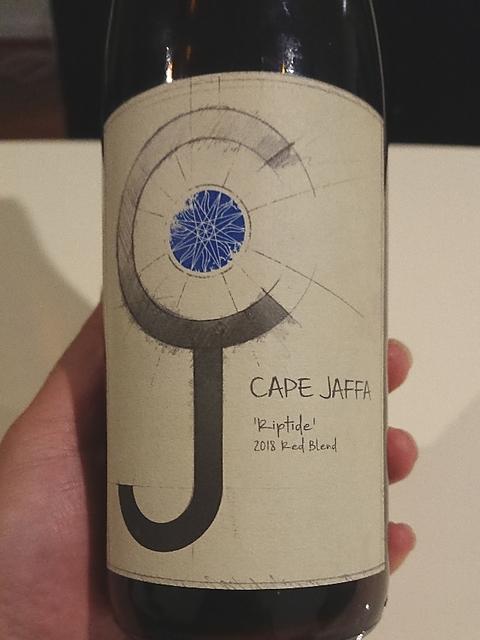 Cape Jaffa Riptide Red Blend