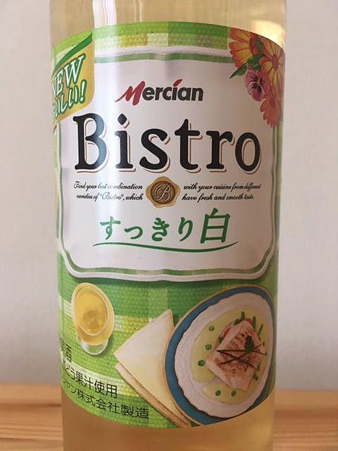 メルシャン Bistro 白