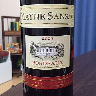 Mayne Sansac Bordeaux Rouge