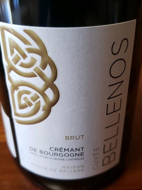 Maison Roche de Bellene Cuvée Bellenos Crémant de Bourgogne Brut(メゾン・ロッシュ・ド・ベレーヌ ベレノス クレマン・ド・ブルゴーニュ ブリュット)