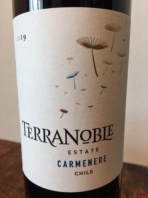 Terranoble Carmenere(テラノブレ カルムネール)