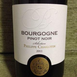 Philippe Charlopin Bourgogne Pinot Noir