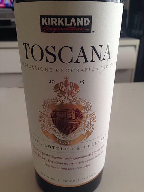 Kirkland Signature Toscana Rosso(カークランド・シグネチャー トスカーナ ロッソ)