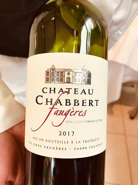 Ch. Chabbert Faugères Rouge