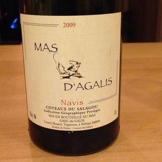 Mas d'Agalis Navis 2009