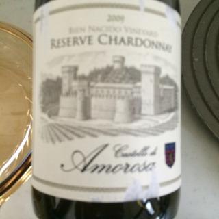 Castello di Amorosa Bien Nacido Vineyard Reserve Chardonnay(カステッロ・ディ・アモローサ ビエン・ナシド・ヴィンヤード リザーヴ シャルドネ)