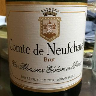 Comte de Neufchatel Brut