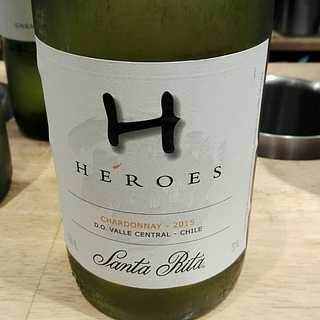Santa Rita Heroes Chardonnay