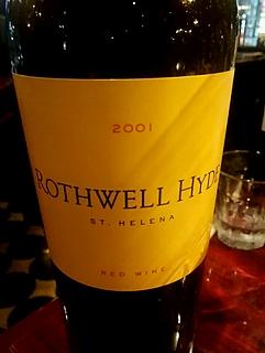Rothwell Hyde Red Wine(ロズウェル・ハイド レッド・ワイン)