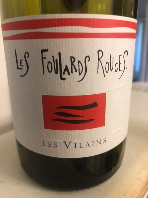 Les Foulards Rouges Les Vilains 2020(レ・フラール・ルージュ レ・ヴィラン)