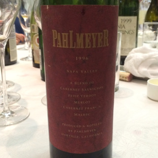 Pahlmeyer Red Blend