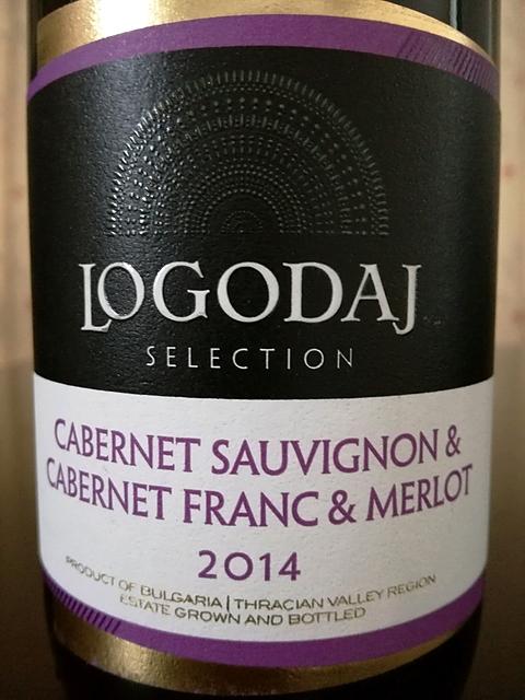 Logodaj Selection Cabernet Sauvignon & Cabernet Franc & Merlot