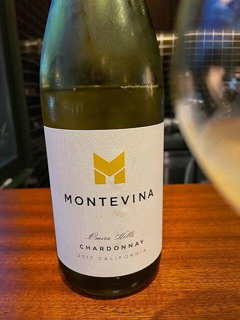 Montevina Chardonnay(モンテヴィーニャ シャルドネ)
