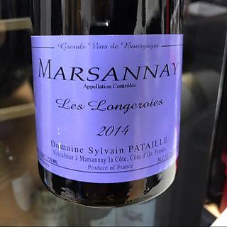 Dom. Sylvain Pataille Marsannay Les Longeroies(ドメーヌ・シルヴァン・パタイユ マルサネ レ・ロンジェロワ)