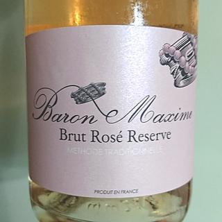Baron Maxime Brut Rosé Reserve