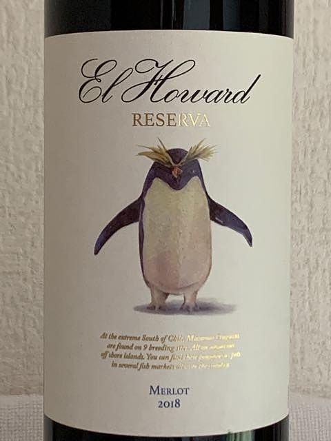 El Howard Reserva Merlot